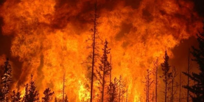 Пожары в Бурятии превысили более 150 тысяч га