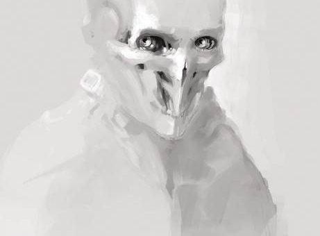 Тёмный арт Sabbas Apterus
