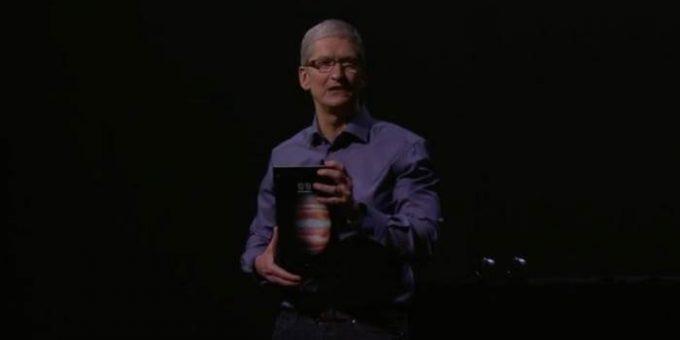 iPad Pro, iPhone 6S и iPhone 6S Plus презентация от Apple фото и видео