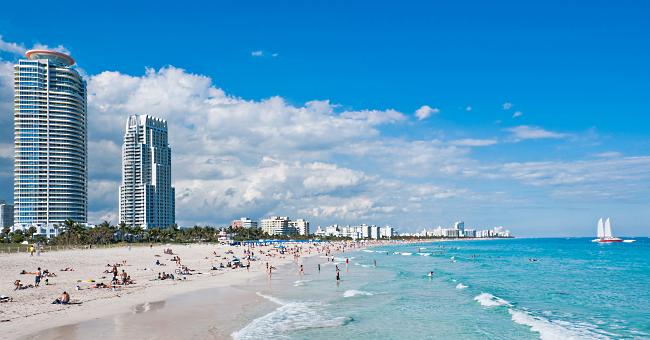 Яркая вереница впечатлений - отпуск в Майами