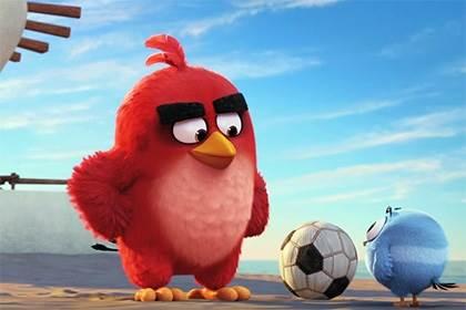 Мультфильм Angry Birds первый трейлер