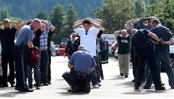 Стрельба в Орегоне. Орегонский стрелок устроил бойню в колледже