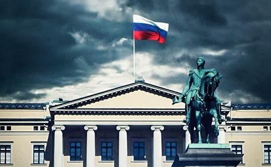 Сериал о захвате Норвегии Россией «Оккупированные» видео