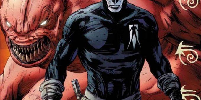 «Человек-тень» читать комикс