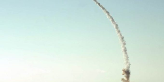 Российские ракеты упали в Иране