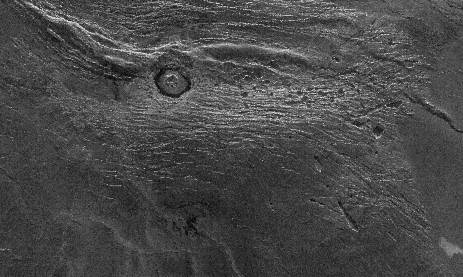Снимки с поверхности Венеры
