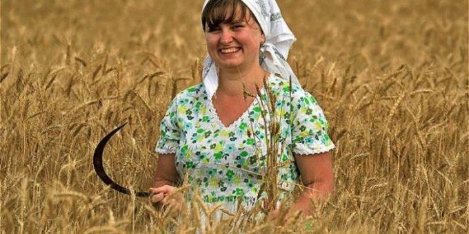 День сельских женщин 15 октября