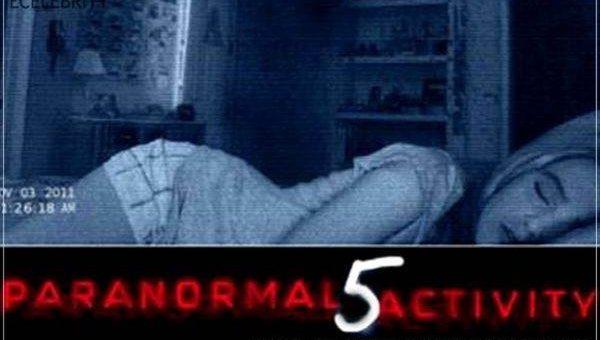 «Паранормальное явление 5» дата выхода