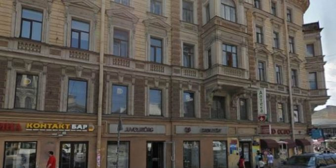 В Петербурге охранник застрелил грабителя фото и видео