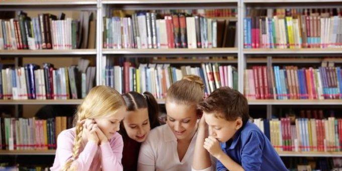 День школьных библиотек