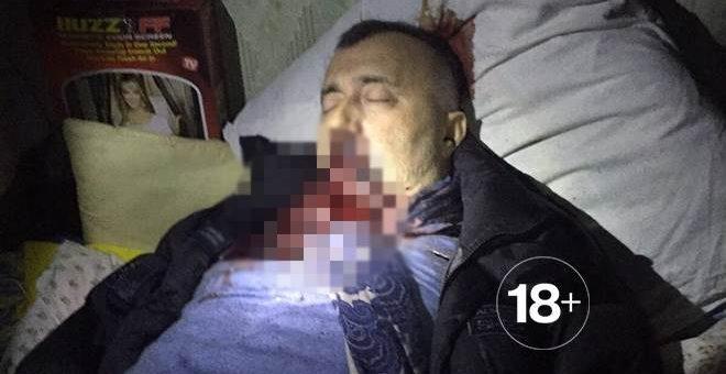 «Красногорский стрелок» Амиран Георгадзе найден мёртвым фото