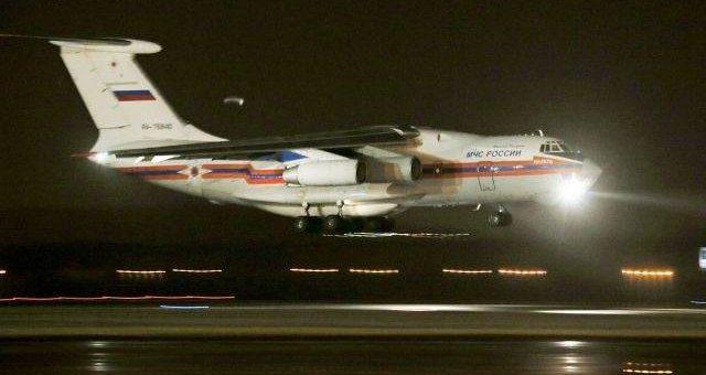 Второй самолёт с телами погибших прибыл в Петербург 3 ноября