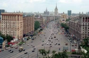 Крупное ДТП на Кутузовском проспекте видео