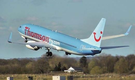 В Египте едва не сбили британский пассажирский самолёт