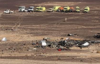Имя предполагаемого организатора взрыва на борту А321 назвала Британия