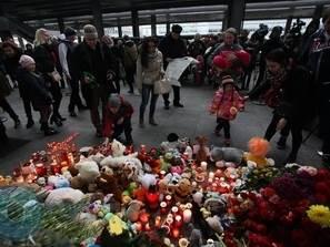 Мемориал погибшим в катастрофе A321 перенесут на окраину Санкт-Петербурга