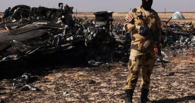 ФСБ подтвердила теракт на борту А321
