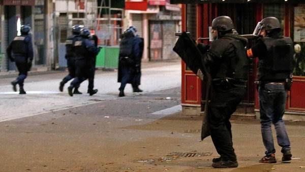 Организатор теракта в Париже убит в Сен-Дени