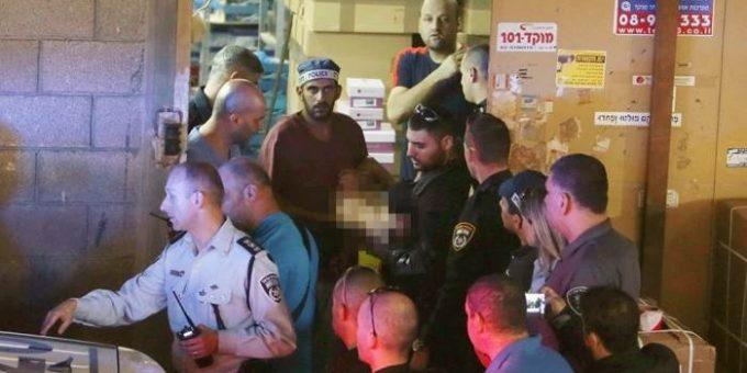 Нападение на офис RT в Тель-Авиве фото и видео