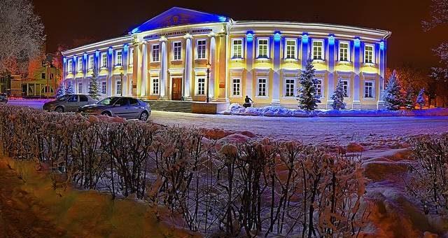 Музеи Оренбурга