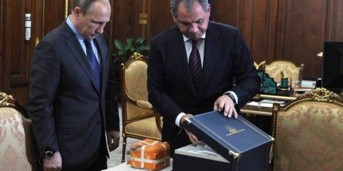 Самописец сбитого Су-24 доставили в Москву