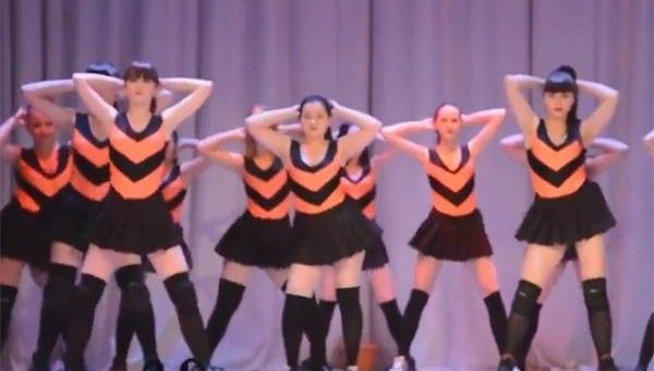 Самый популярный ролик на Ютубе в России «Танец пчелок»