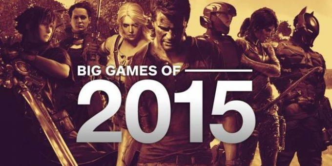 Лучшие игры 2015 года на PC