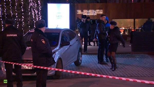 Перестрелка в Москве 14 декабря видео