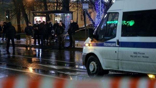Стрельба на Солянке в Москве фото и видео
