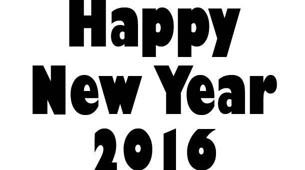 Трафареты на Новый год 2016