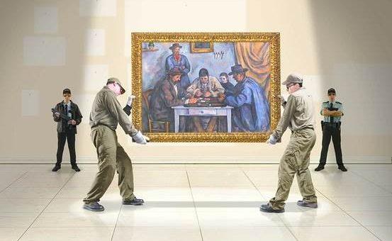Перевозка произведений искусства - как это происходит?