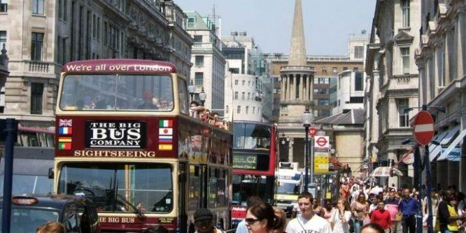 Экскурсия по Оксфорд-стрит