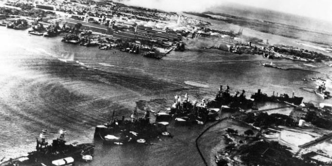 Перл-Харбор 1941 фото