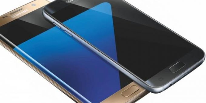 Galaxy S7 и Galaxy S7 Edge первые фото