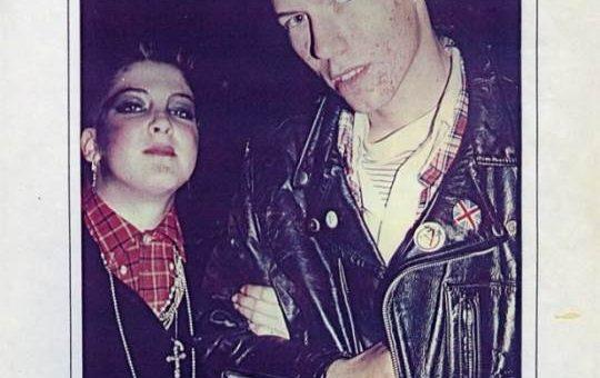 Панки 80-х фото. Фотографы Брайан и Никки Такер