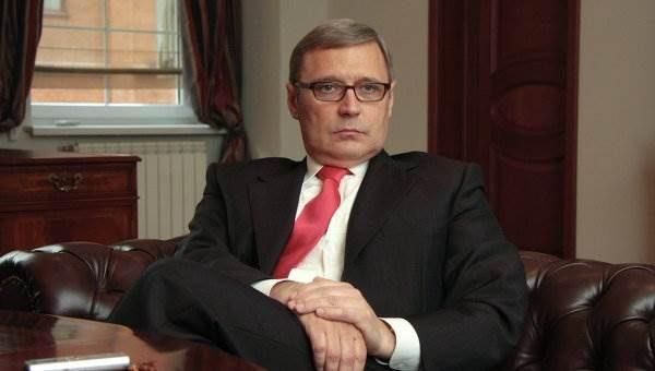 На Касьянова напали в ресторане