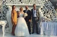 Свадьба Анны Хилькевич фото