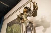 «Рождение скульптуры» выставка в Эрарте, СПб