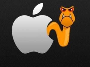 Компьютеры Apple впервые поразил вирус-вымогатель ransomware