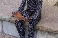 Ричард Стейнтхорп (Richard Stainthorp) скульптуры из проволоки