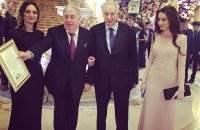 Свадьба Гуцериевых в Москве фото