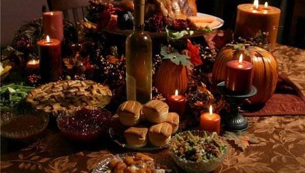 Доставка еды к праздничному столу