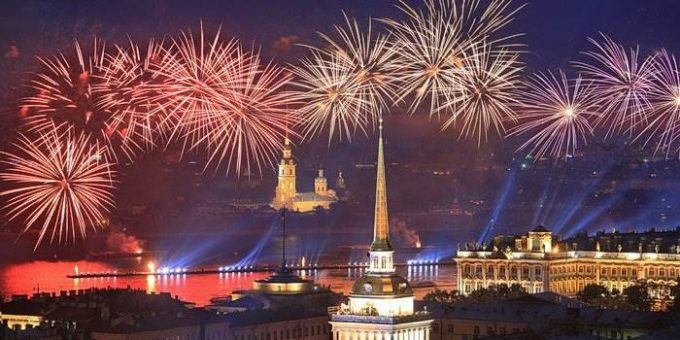 День победы 2016 в Санкт-Петербурге мероприятия