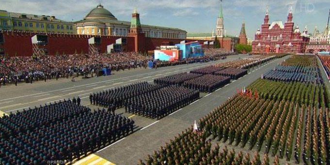 День победы 2016 в Москве мероприятия