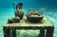 Проект Джейсона де Кресса Тейлора - Подводный парк скульптур