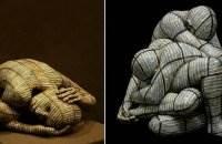 Скульптор Паола Епифани - Йоги