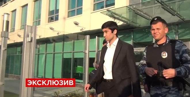 Сына замглавы Лукойла задержали бойцы ОМОН видео