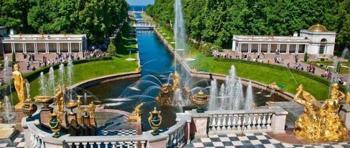 Сколько стоит вход в Петергоф (на фонтаны) 2016