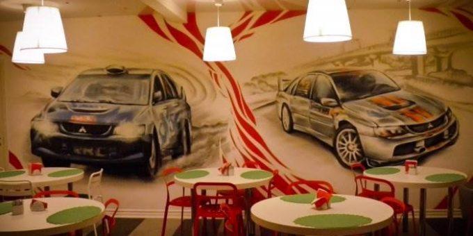Граффити на заказ в Москве