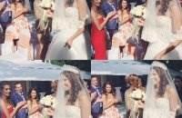 Свадьба Эллы Сухановой и Игоря Трегубенко фото